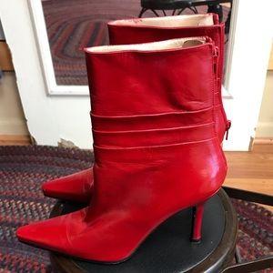 Stewart Weizmann ankle Boots